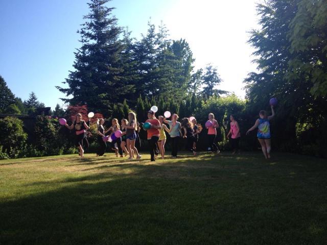 birthday parties shawnigan lake
