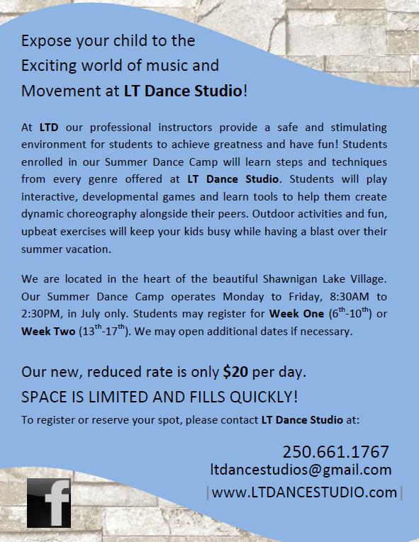 summer dance camp 2015 info web