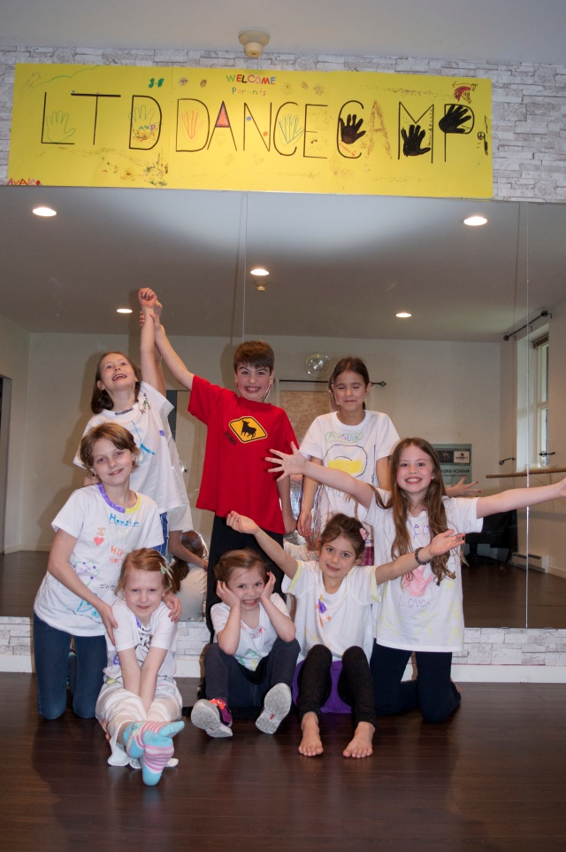 LT DANCE STUDIO KIDS CAMP SHAWNIGAN LAKE